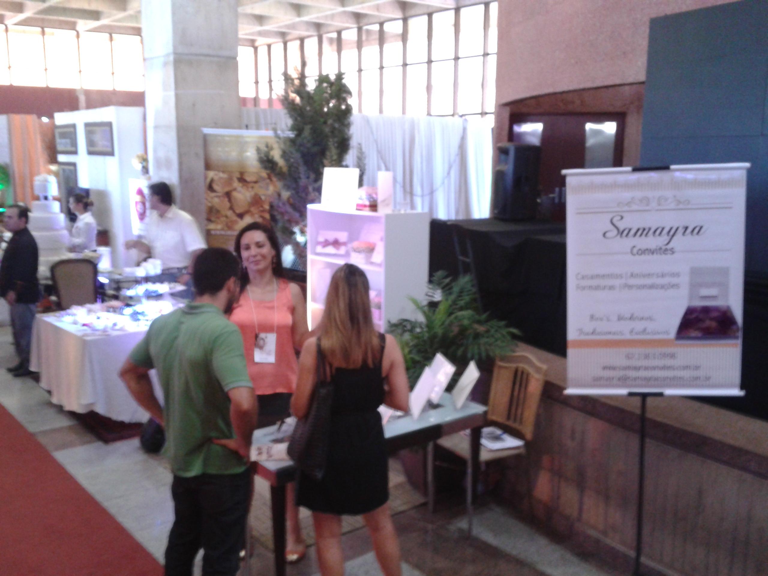 Expo Noivas Stands : Renda